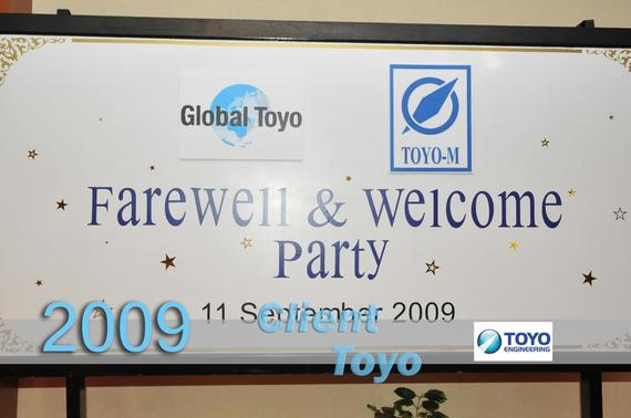 5 Client (1073) Toyo Engineering 2009