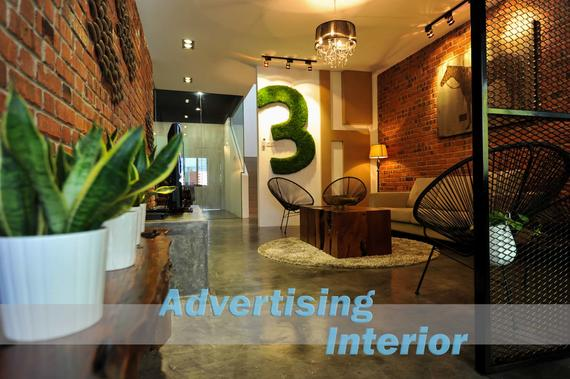 1 advertising (1016) Interior Design