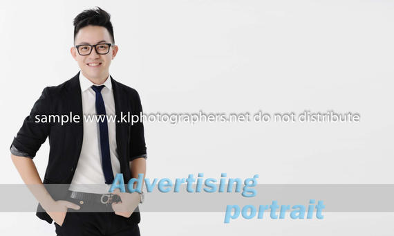 1 advertising (1061) Studio Portrait