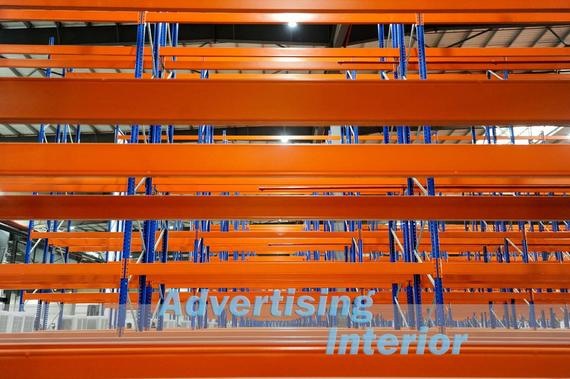 1 advertising (1120) Racking System