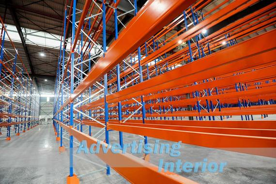 1 advertising (1121) Racking System