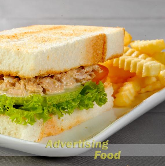 1 advertising (1126) Food Sandwich