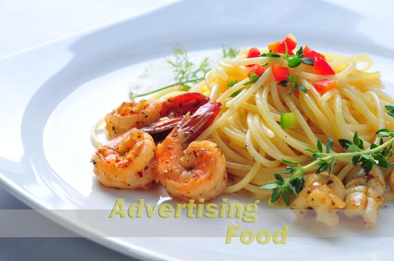 1 advertising (1129) Food Spaghetti