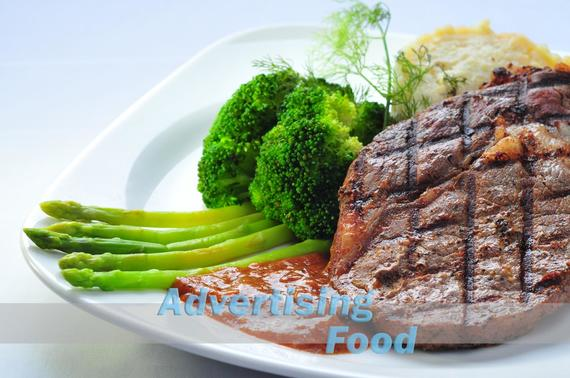 1 advertising (1130) Food Western Steak