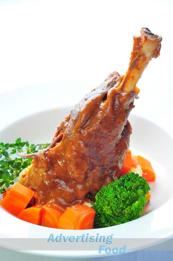 1 advertising (1132) Food Lamb Shank