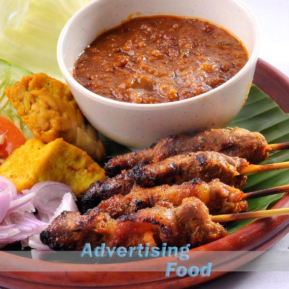 1 advertising (1133) Food Asian Satay