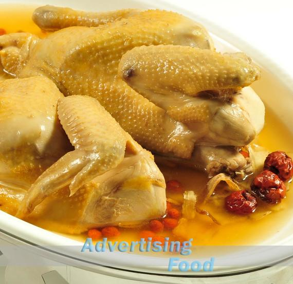 1 advertising (1134) Food Herbal Chicken