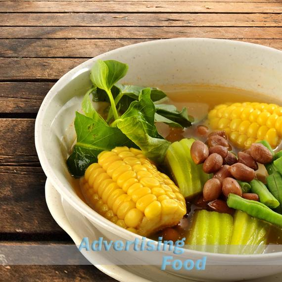 1 advertising (1135) Food Corn Soup