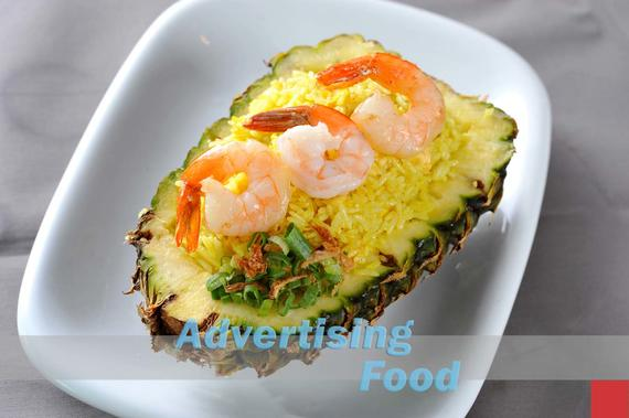 1 advertising (1140) Food Asian Pineapple Fried Rice