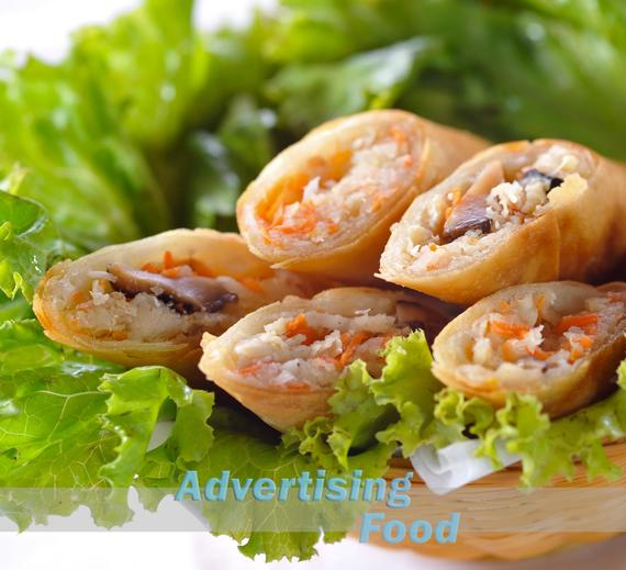 1 advertising (1144) Food Asian Popiah