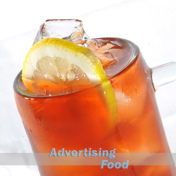 1 advertising (1148) Drinks Ice Lemon Tea