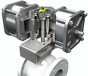 Bettis RGS-Q Actuators