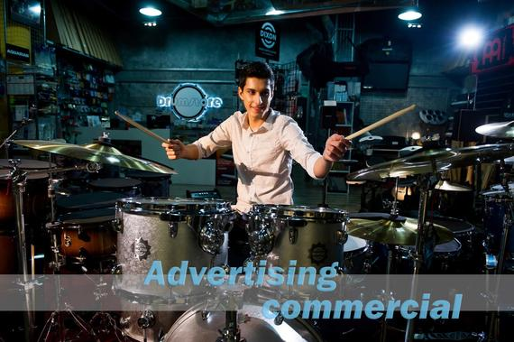 1 advertising (1084) Drums