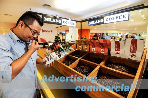 1 advertising (1098) Milano Coffee