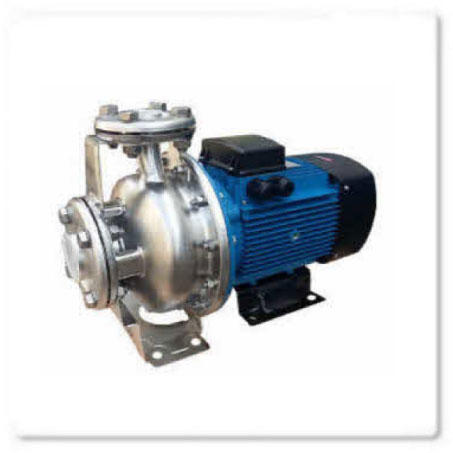 EAS Stainless Steel Pump
