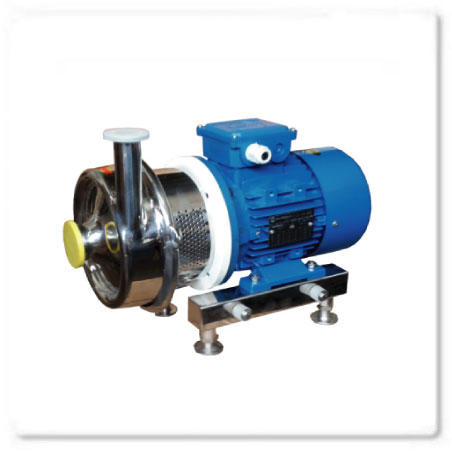 SS316 Open Impeller Pump