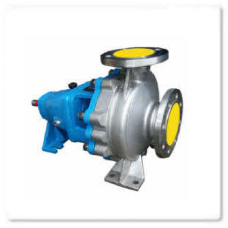 SS316 End Suction Pump