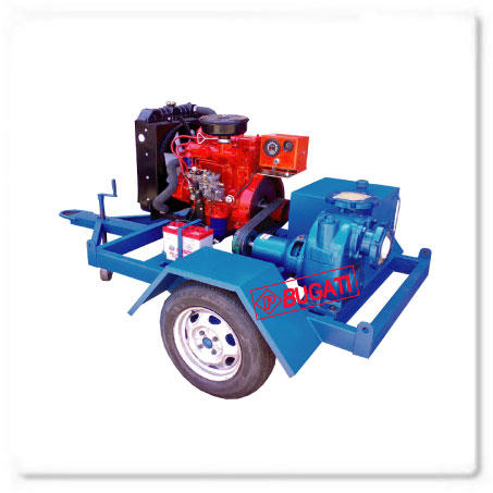"6"" Diesel Engine Pump"