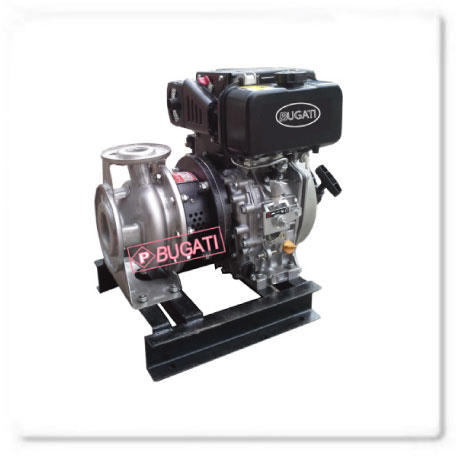 Stainless Steel Engine Pump