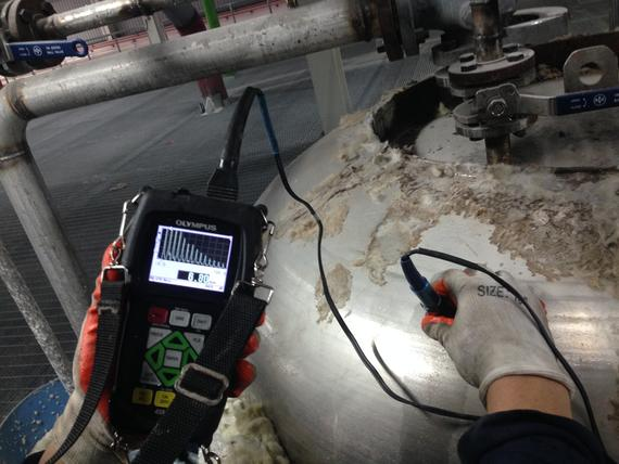 Compentent NDT Service & Qualify Testor (Ultrasonic Thickness Test UTT)