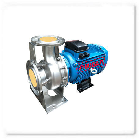 EAS Srainless Steel Pump