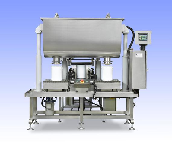 APW-LP-2-30KPGF-S4 (2 HEAD GRAVITY FEED PAINT FILLER)