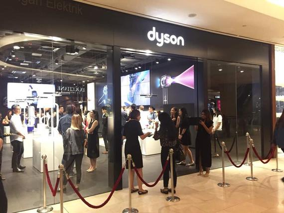 Dyson Retail Store Grand Opening