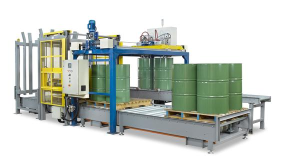 ADPP-PM-PD-200K-MS (PICK & PLACED, PALLET MAGAZINE, PALLET DISPENSER)