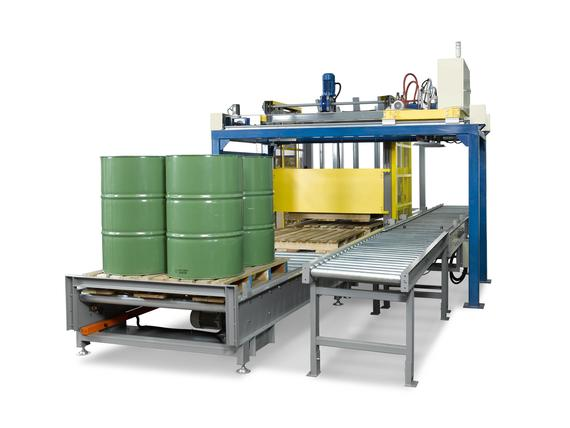 ADDPP-PM-PD-200K-MS (PICK & PLACED, PALLET MAGAZINE, PALLET DISPENSER)
