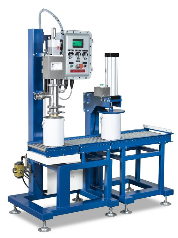 SPF2-5P-PEX2-MS & MLP-5K (SEMI AUTO EXPLOSION PAINT FILLER & LUG PRESS)