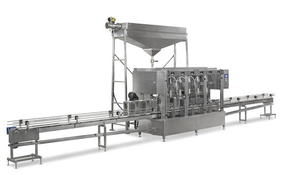 ATW-6-30K-J-TS-S4 (AUTO 6 HEAD WEIGHT FILLER WITH WATER JECKETED)