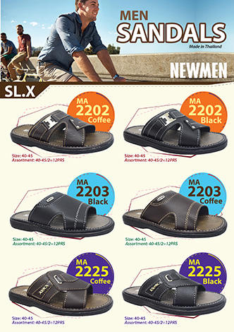 NEWMEN   Men sandals (Made in Thailand) 02