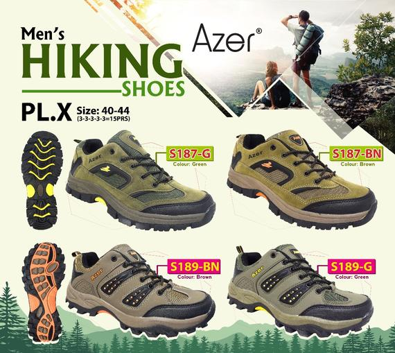 Newmen   Hiking Shoe (2018) 2
