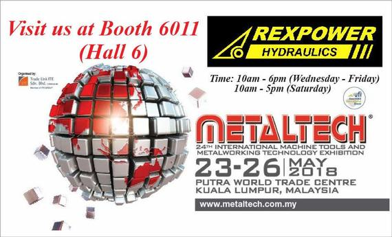 REXPOWER METALTECH 2018
