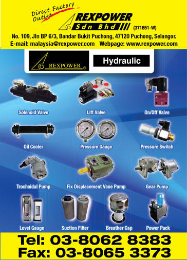 Hydraulic Equipment & Supplies