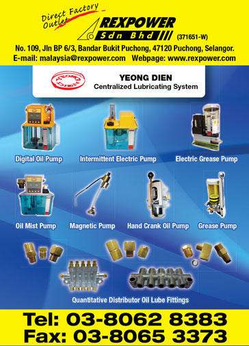 Lubricating Devices & Equipment