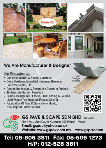 GS PAVE_SP19/20 ads_Building Materials