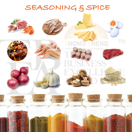 Seasoning & Spice