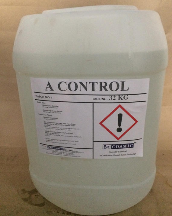 A CONTROL BOILER TREATMENT