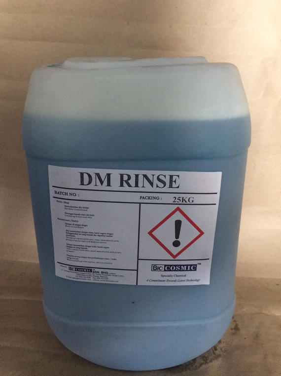 DM RINSE WARE WASHING