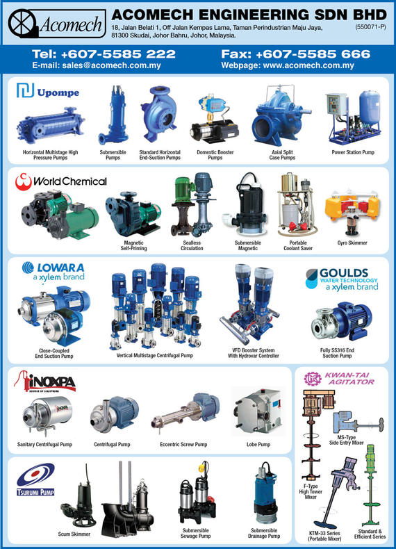 ACOMECH ENGINEERING SDN. BHD._SP19/20 Ads_Pumps