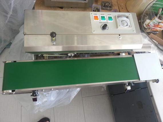 Continuous Sealing Machine Horizontal Type