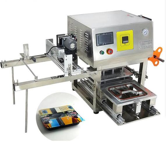 FULLY AUTO TRAY SEALER