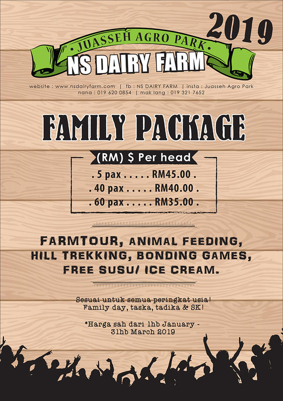 JAP 2019 FAMILY PACKAGE