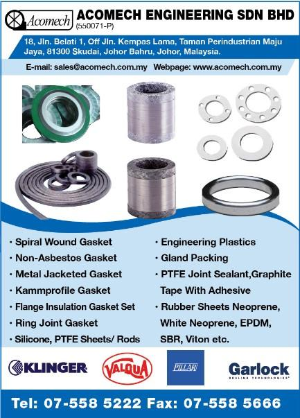 ACOMECH ENGINEERING SDN. BHD._SP20/21 Ads_Gaskets