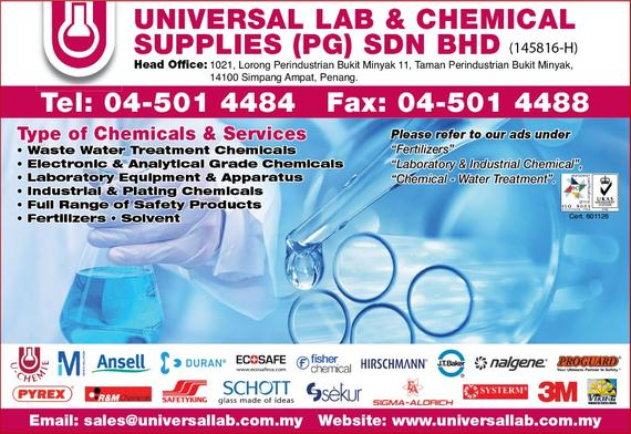 UNIVERSAL LAB & CHEMICAL SUPPLIES (PG) SDN. BHD._SP20/21 Ads_Chemicals