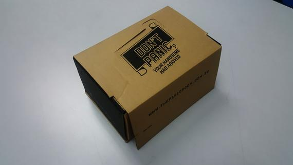 Display Die Cut Box