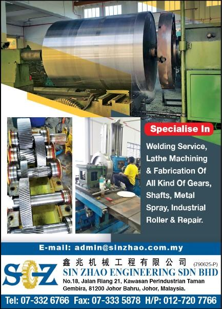 SIN ZHAO ENGINEERING SDN. BHD._SP20/21_Ads_Fabrications