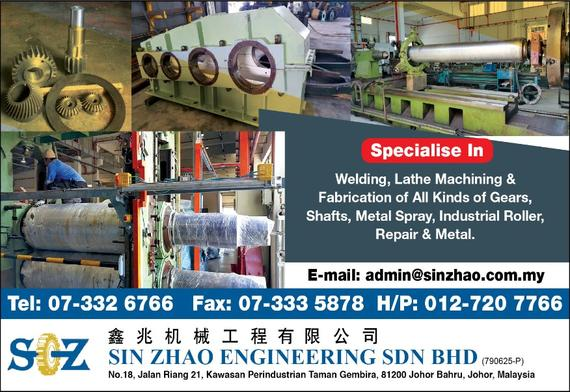 SIN ZHAO ENGINEERING SDN. BHD._SP20/21_Ads_Engineering Works