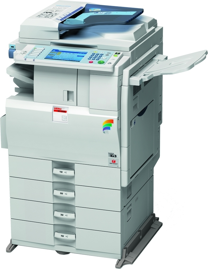 Ricoh Aficio MP C2050 / C2550